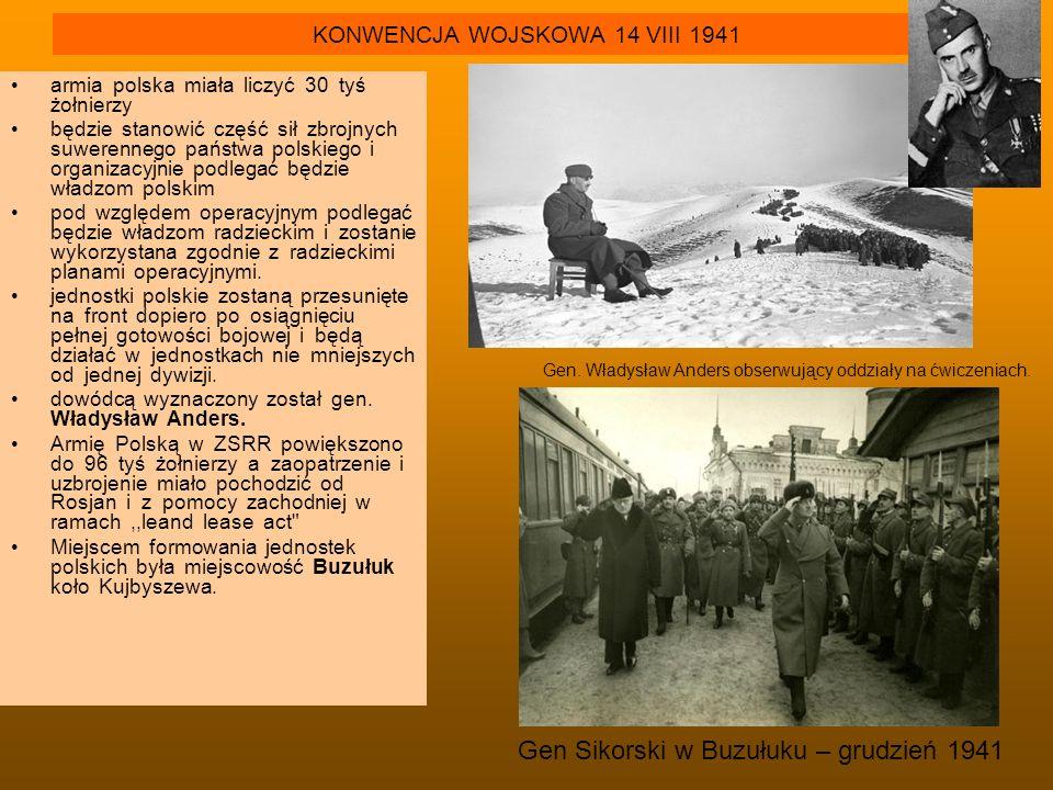 SPRAWA POLSKA W POLITYCE WIELKICH MOCARSTW stosunek aliantów zachodnich wobec sprawy polskiej był tylko formalnie jednoznaczny chociaż w Karcie Atlantyckiej zmiany terytorialne po wojnie uzależniono od zgody państw zainteresowanych, uznano tam prawo narodów do wyboru formy rządów i zapowiedziano odbudowę niepodległości państw okupowanych przez mocarstwa Osi.
