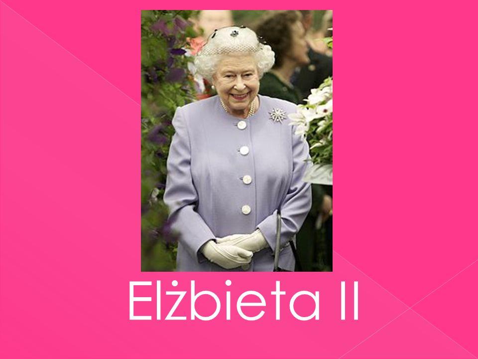 Elżbieta II, właśc.Elżbieta Aleksandra Maria (ang.