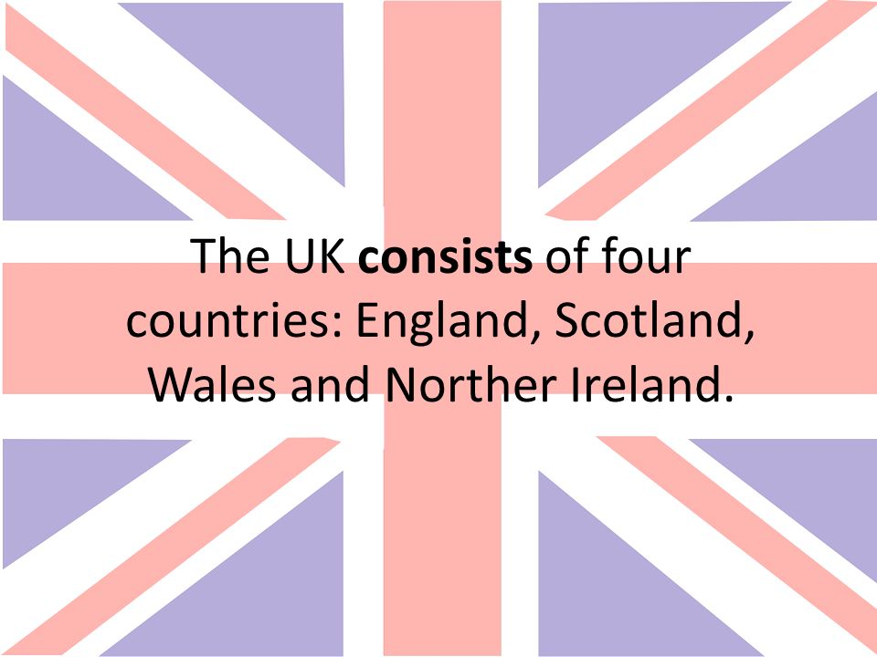 Each country has its own flag.The flag of England is red and white.