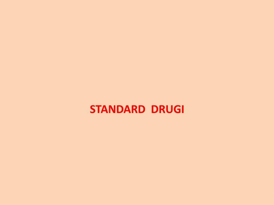 STANDARD DRUGI