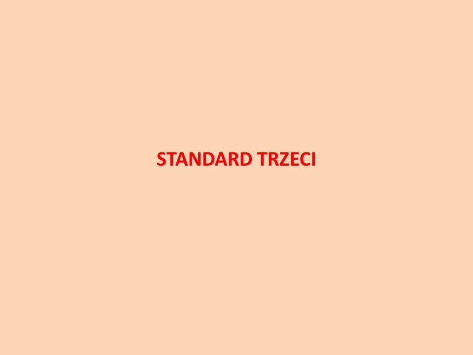 STANDARD TRZECI