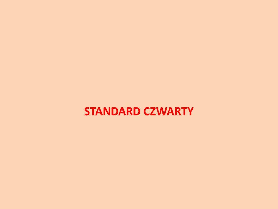 STANDARD CZWARTY
