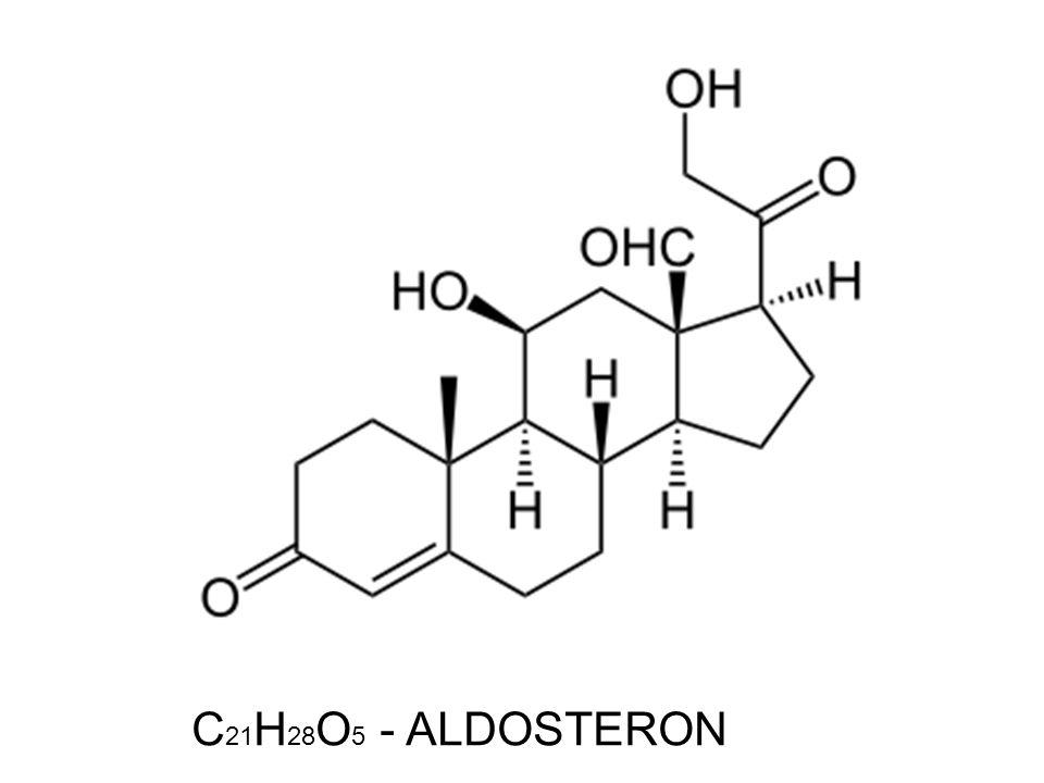 C 21 H 28 O 5 - ALDOSTERON