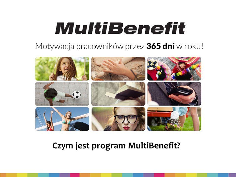 MultiBenefit Czym jest MultiBenefit.