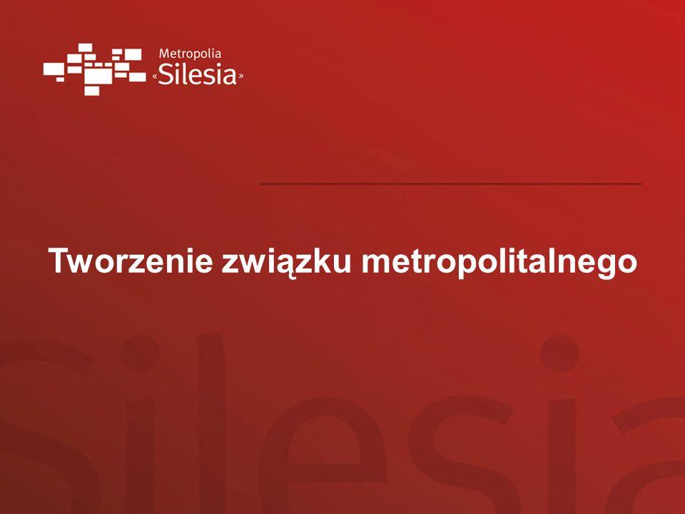 Tworzenie związku metropolitalnego