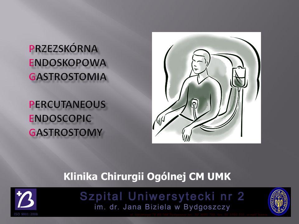 Klinika Chirurgii Ogólnej CM UMK