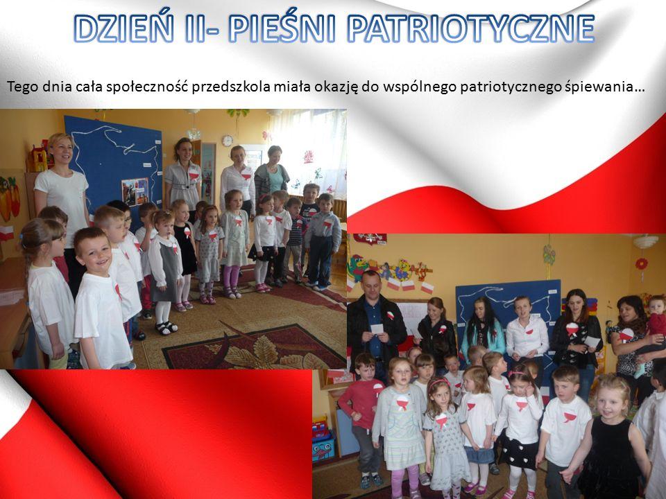 Już od samego rana przedszkolaki z najmłodszych grup zaczęły wprowadzać patriotyczny nastrój własnoręcznie dekorując hol główny…