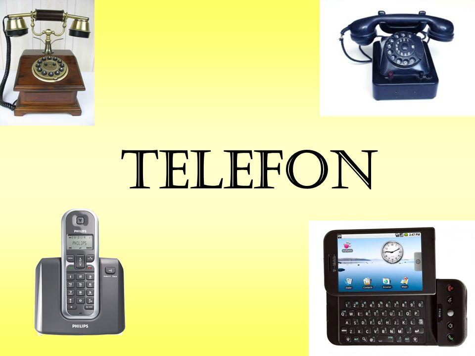 Jak działa telefon .Zasadniczą częścią telefonu jest słuchawka.