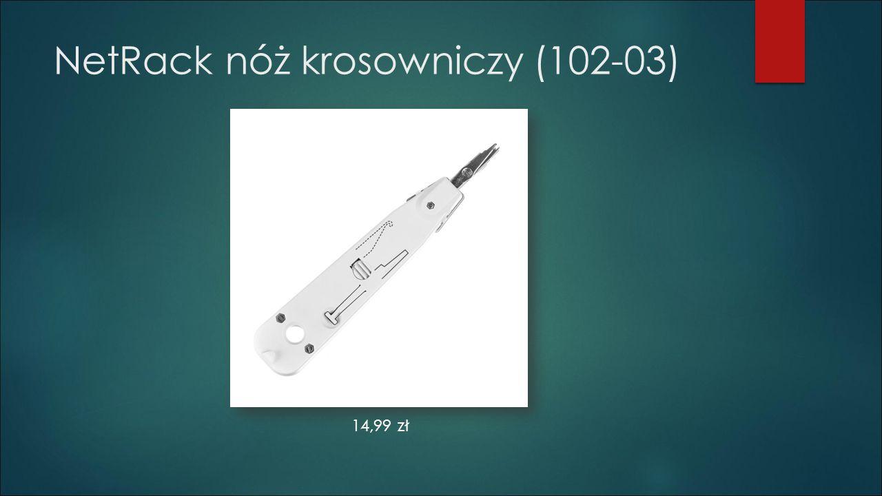 NetRack nóż krosowniczy (102-03) 14,99 zł