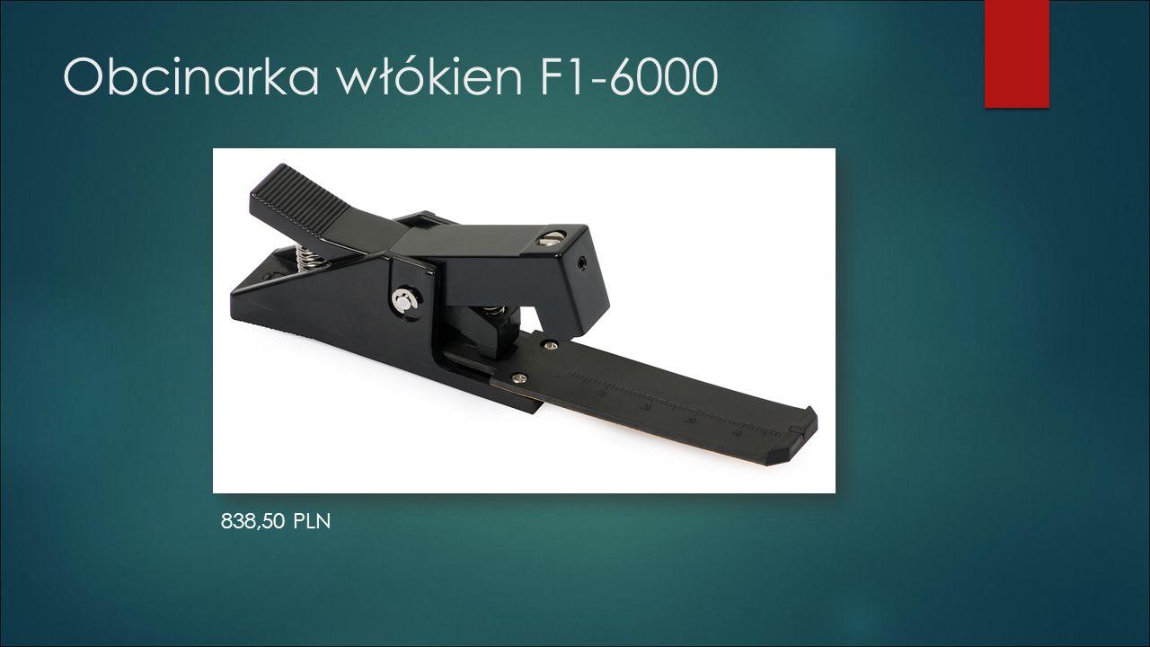 Obcinarka włókien F1-6000 838,50 PLN