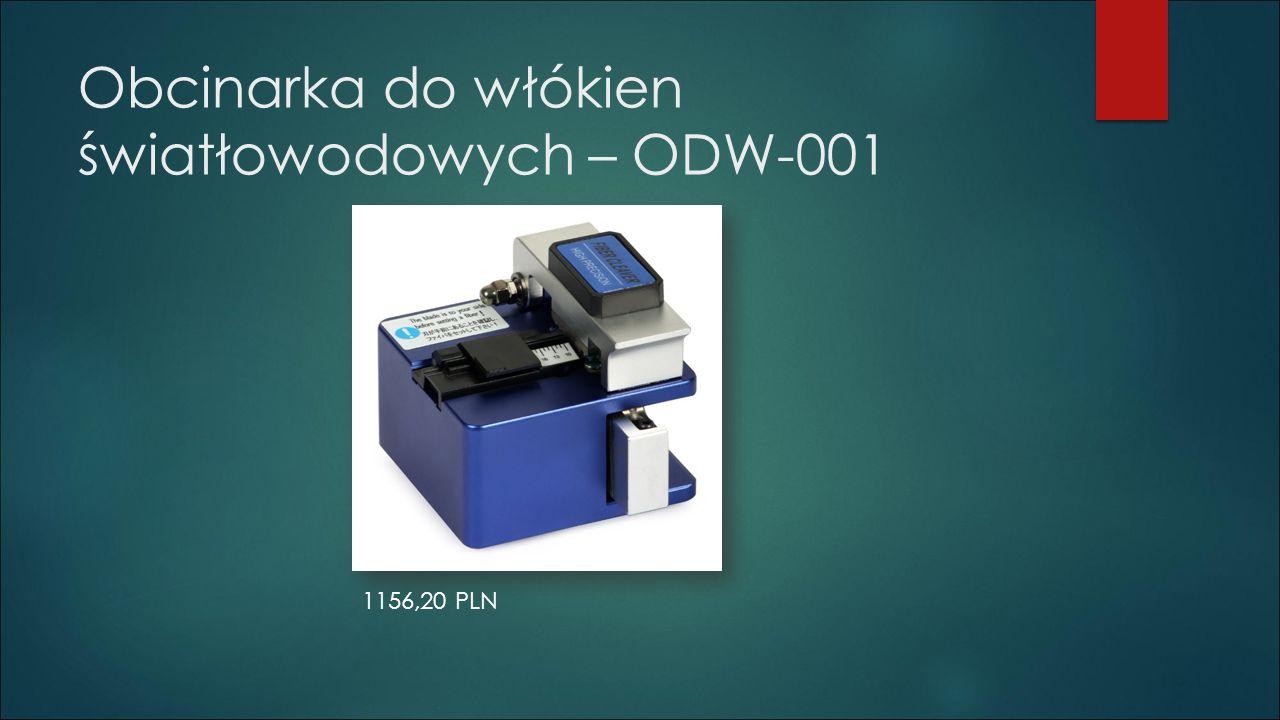 Obcinarka do włókien światłowodowych – ODW-001 1156,20 PLN