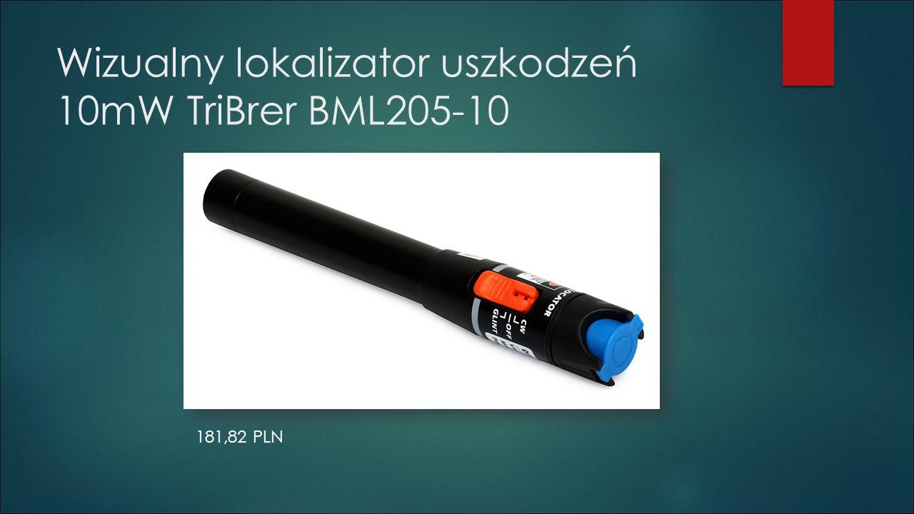 Wizualny lokalizator uszkodzeń 10mW TriBrer BML205-10 181,82 PLN