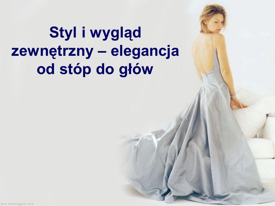 Styl i wygląd zewnętrzny – elegancja od stóp do głów