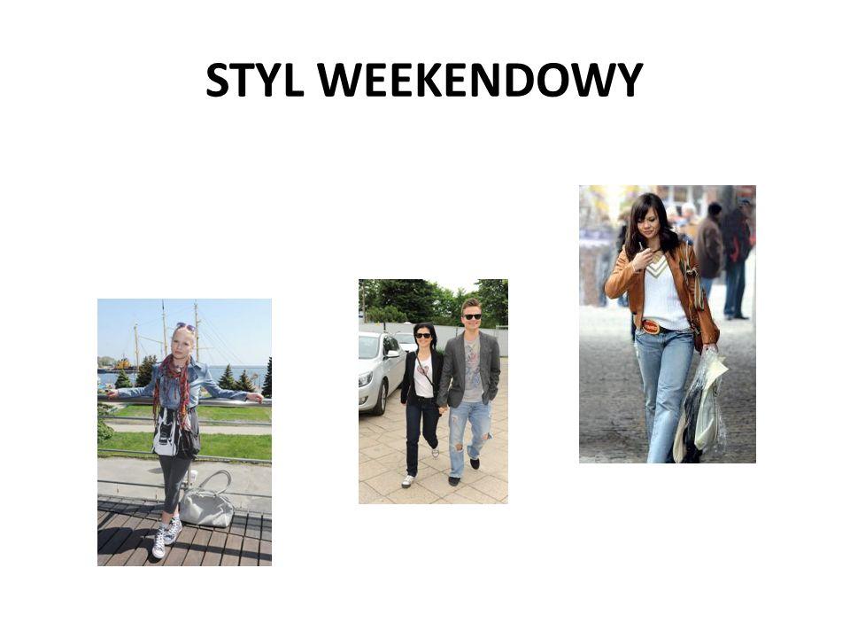 STYL WEEKENDOWY