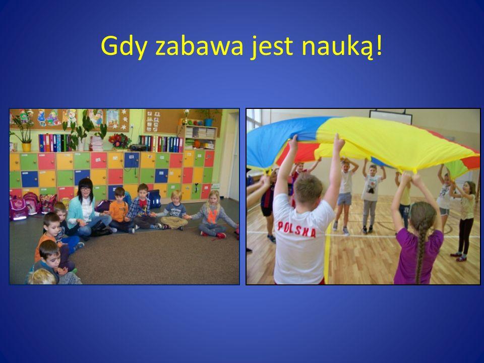 Staramy się, aby otoczenie ucznia było przyjemne i kolorowe.