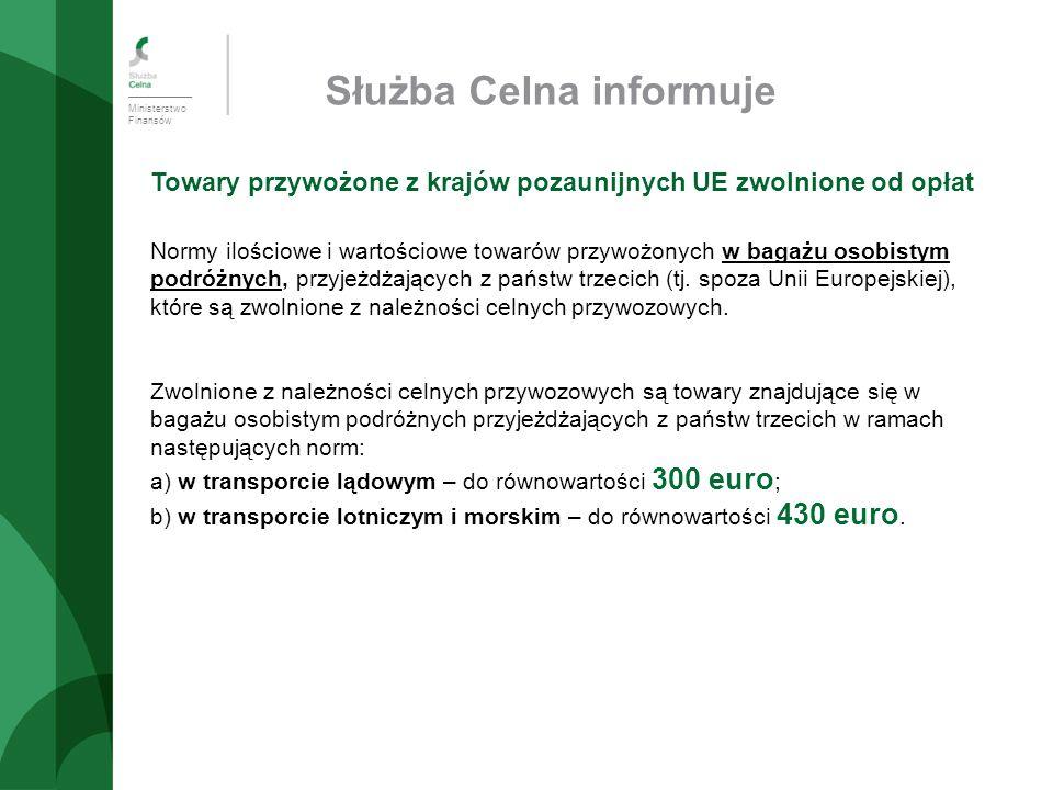 Izba Celna we Wrocławiu Służba Celna informuje.Gdzie jeszcze można szukać informacji.
