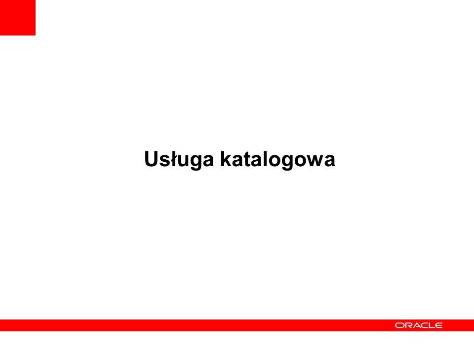 Usługa katalogowa