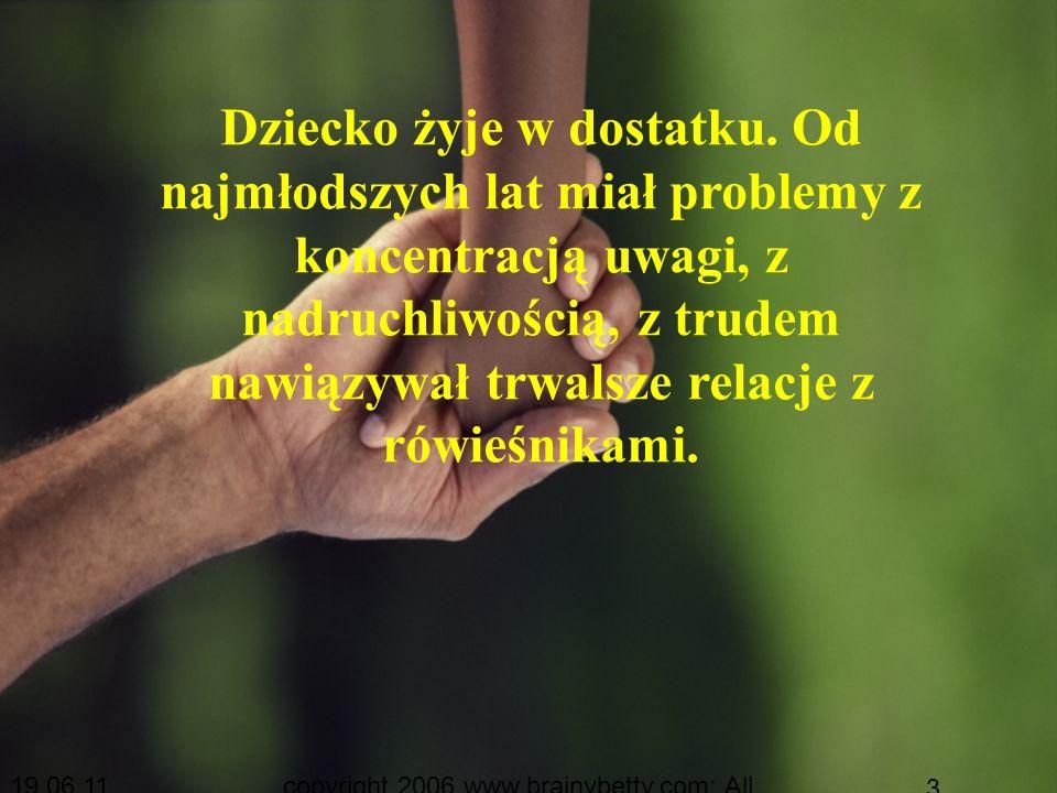 19.06.11 Sposoby spędzania wolnego czasu Rozmowa podczas odwożenia dziecka do szkoły i ze szkoły.