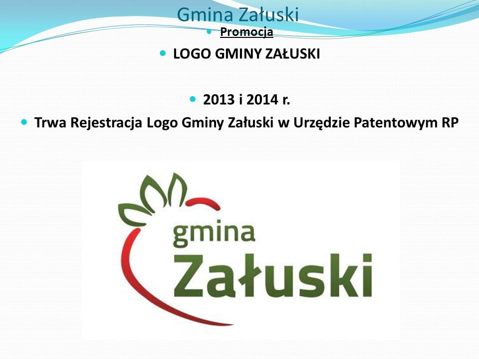 Gmina Załuski Promocja LOGO GMINY ZAŁUSKI 2013 i 2014 r.