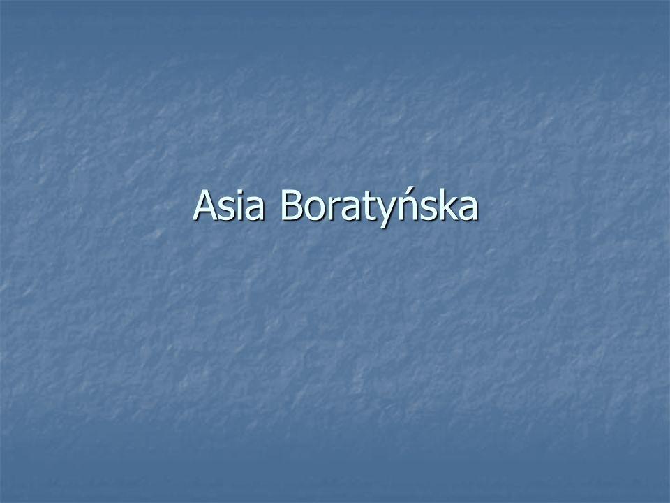 Asia Boratyńska