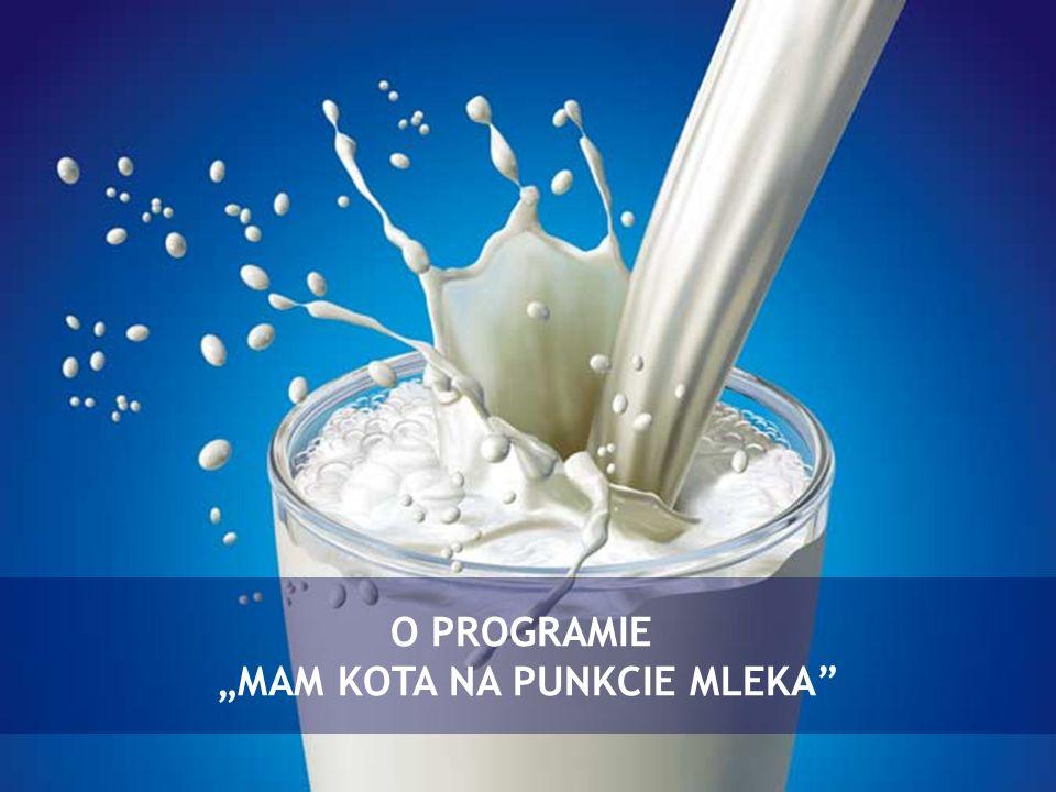 O PROGRAMIE Zwiększenie sprzedaży produktów objętych programem o 1%.