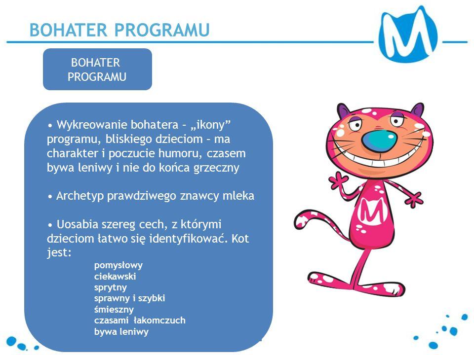Broszury edukacyjne dot.walorów mleka oraz kształcenia pozytywnych nawyków żywieniowych.