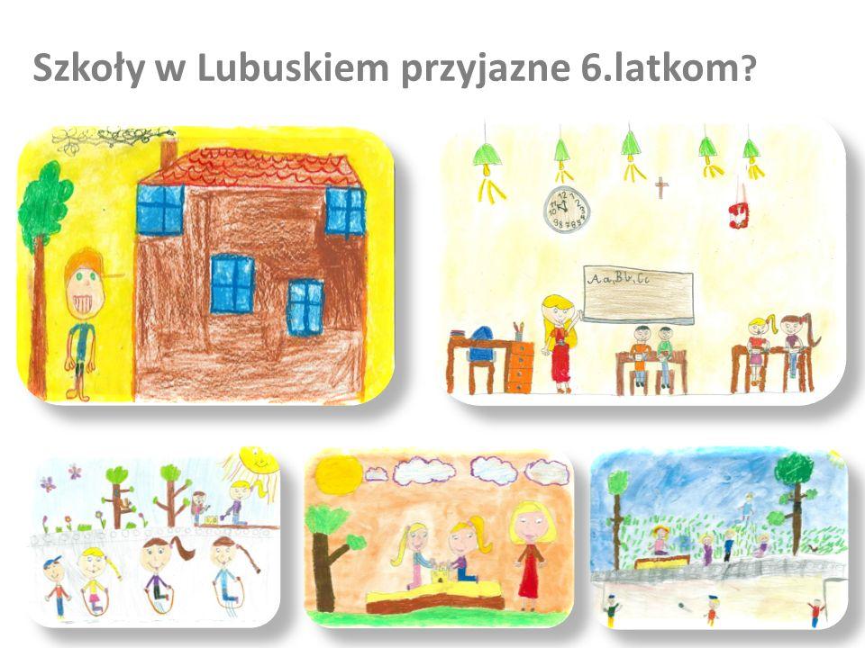 Szkoły w Lubuskiem przyjazne 6.latkom