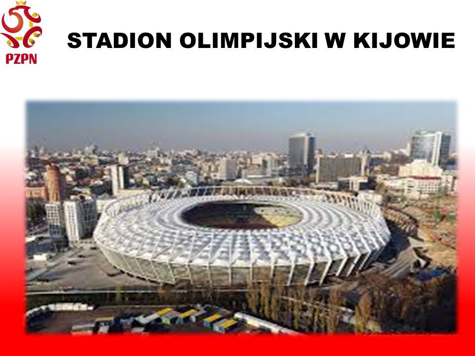STADION OLIMPIJSKI W KIJOWIE