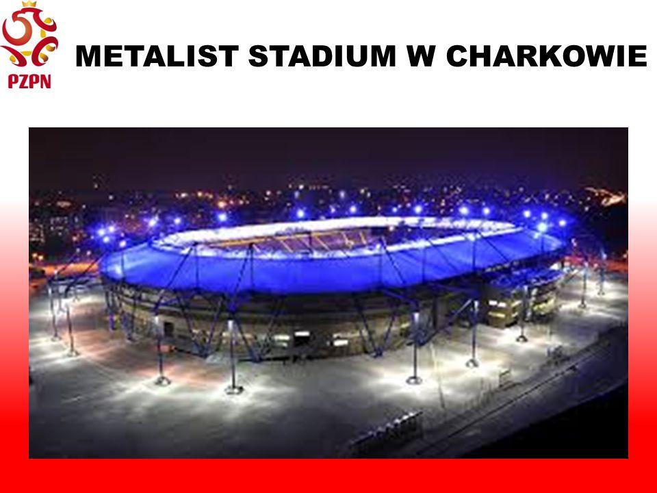 METALIST STADIUM W CHARKOWIE