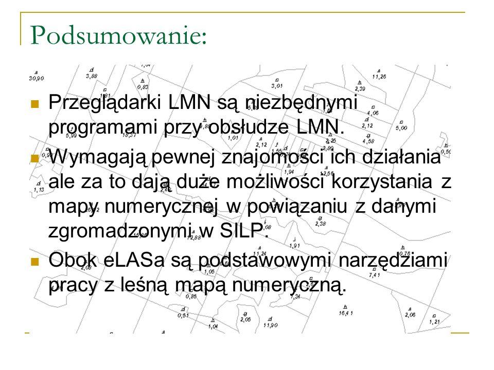 Podsumowanie: Przeglądarki LMN są niezbędnymi programami przy obsłudze LMN.