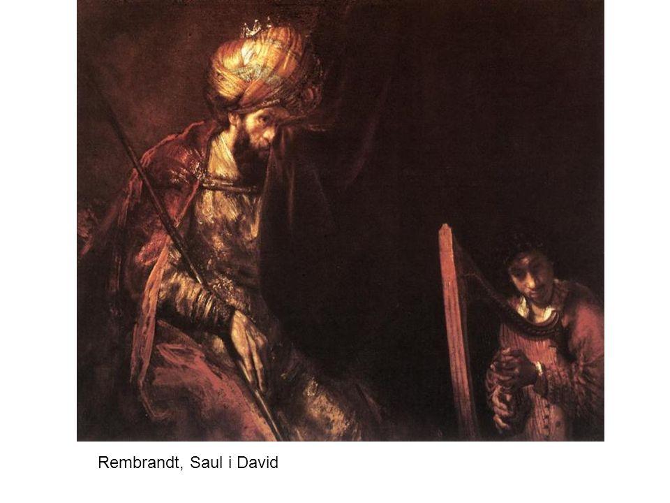 Rembrandt, Saul i David