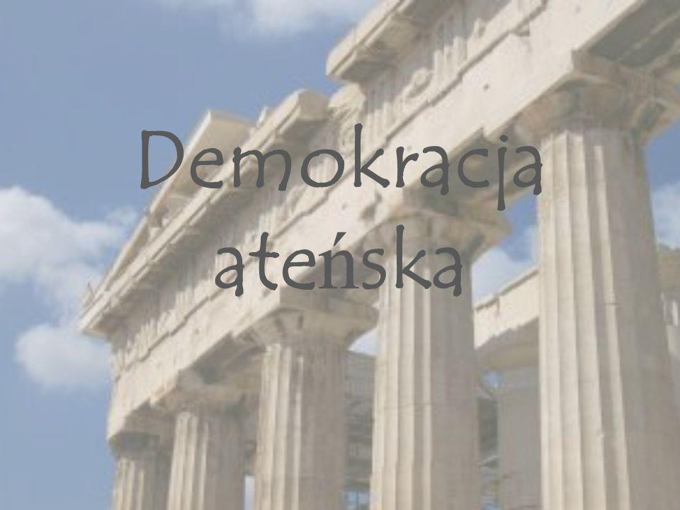 Demokracja ate ń ska