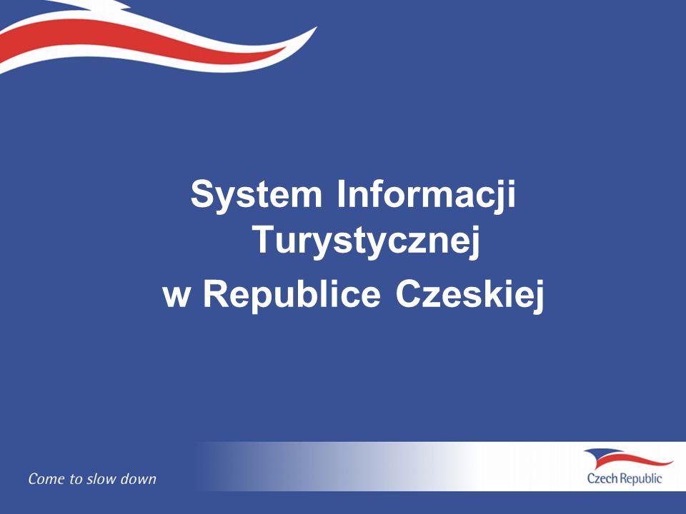 System Informacji Turystycznej w Republice Czeskiej