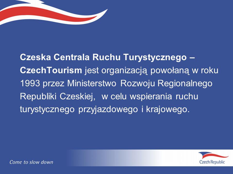 Czeska Centrala Ruchu Turystycznego – CzechTourism jest organizacją powołaną w roku 1993 przez Ministerstwo Rozwoju Regionalnego Republiki Czeskiej, w celu wspierania ruchu turystycznego przyjazdowego i krajowego.