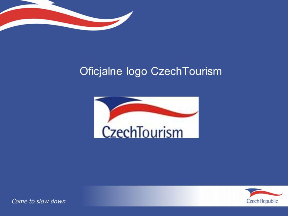 Oficjalne logo CzechTourism