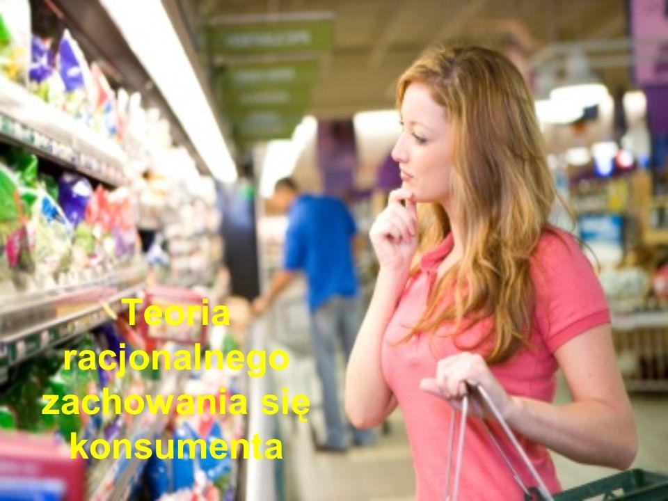 Teoria racjonalnego zachowania się konsumenta