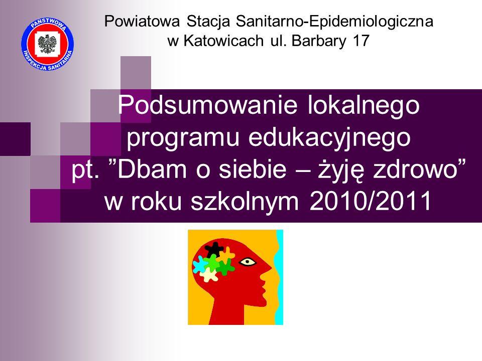 Powiatowa Stacja Sanitarno-Epidemiologiczna w Katowicach ul.