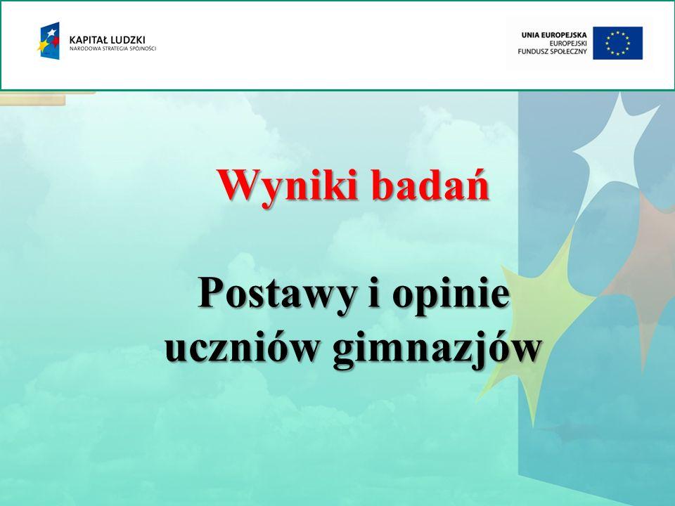 Młodzież w poszukiwaniu informacji o ofertach edukacyjnych szkół ponadgimnazjalnych korzysta przede wszystkim z informacji zamieszczonych w Internecie.