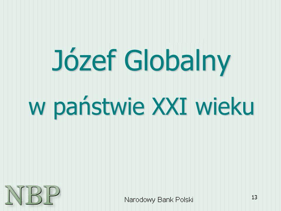 13 Józef Globalny w państwie XXI wieku