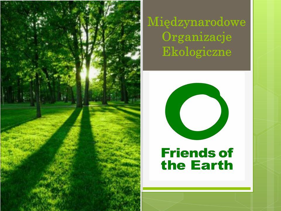 Greenpeace Międzynarodowa organizacja pozarządowa założona w roku 1971 w Vancouver w Kanadzie by przeciwstawić się amerykańskim testom atomowym na Alasce.