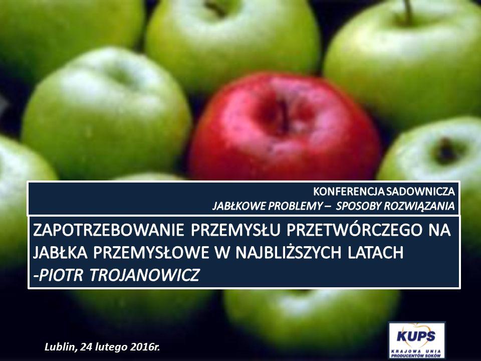 Lublin, 24 lutego 2016r.