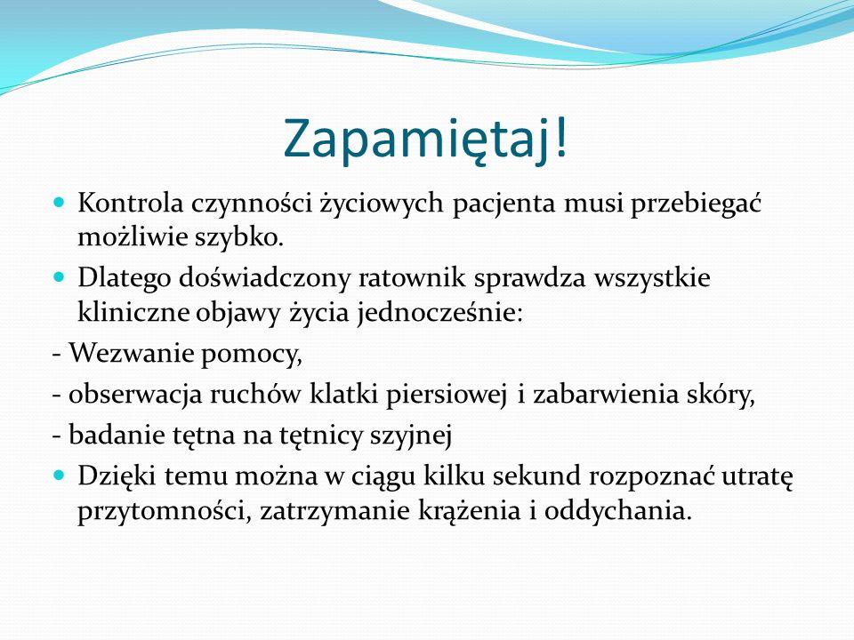 Literatura: http://www.pck.pl/pages,119.html?gclid=CKio8Ni0ua4 CFUe9zAodPTsk-g https://patrol.wosp.org.pl/?gclid=CLfszNm0ua4CFUH xzAodtWhG1A http://www.profesjakursy.pl/kursy,zawod,1,84.html?gc lid=CJW7n9q0ua4CFUHxzAodtWhG1A http://www.ratownictwo.win.pl/