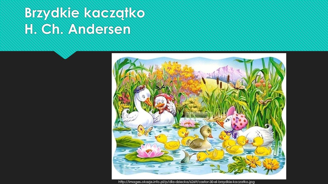 Brzydkie kaczątko H. Ch. Andersen http://images.okazje.info.pl/p/dla-dziecka/6269/castor-30-el-brzydkie-kaczatko.jpg