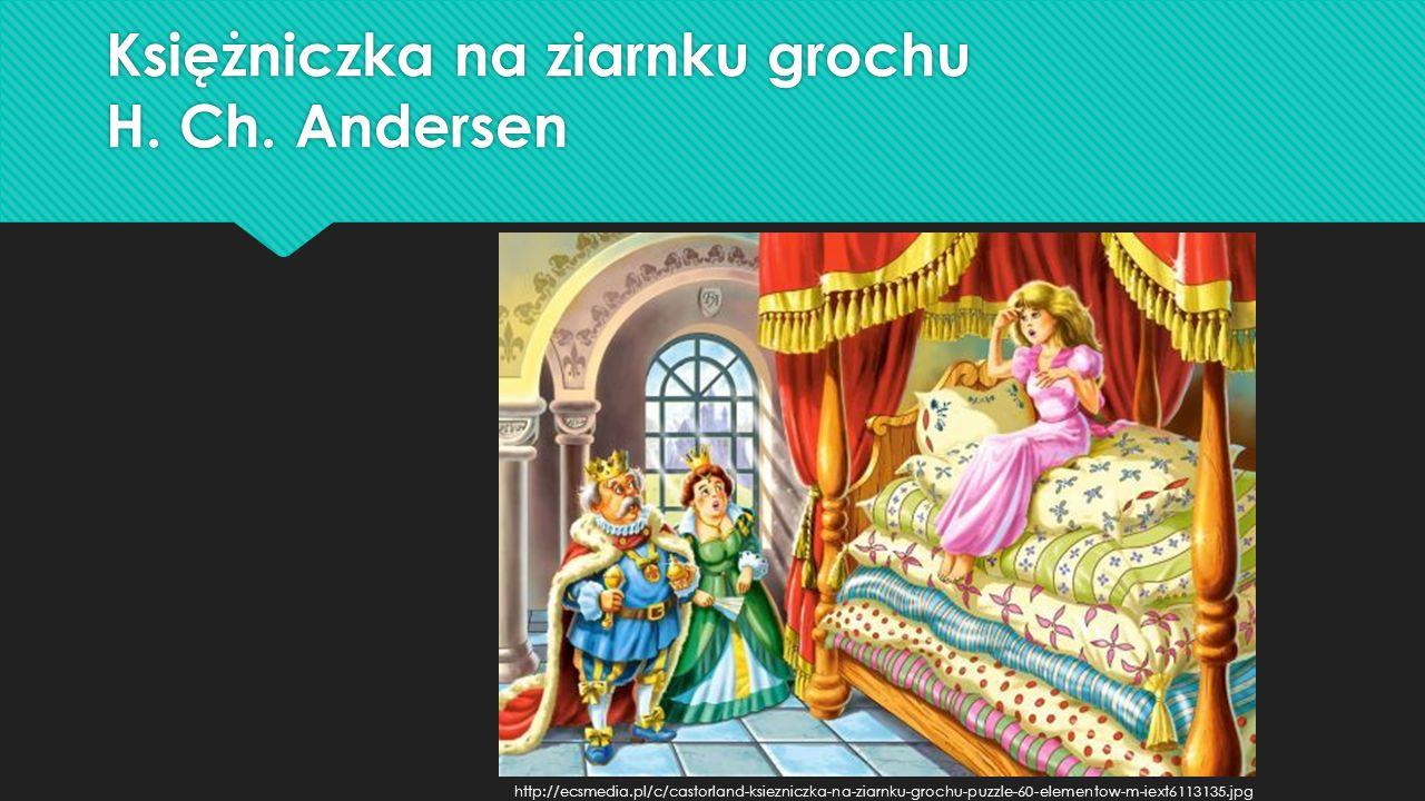 Księżniczka na ziarnku grochu H. Ch. Andersen http://ecsmedia.pl/c/castorland-ksiezniczka-na-ziarnku-grochu-puzzle-60-elementow-m-iext6113135.jpg