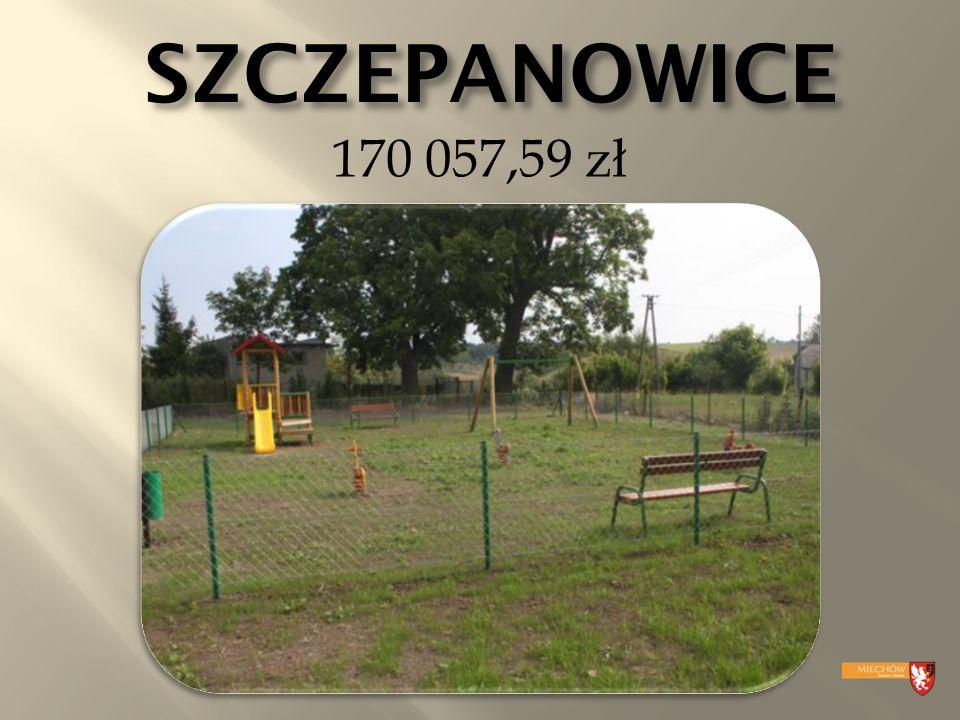 SZCZEPANOWICE 170 057,59 zł