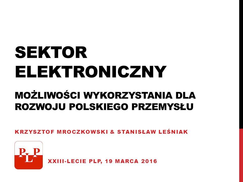 KONTAKT Krzysztof Mroczkowski krzysztof.mroczkowski1987@gmail.com +48 790 690 801 Sektor elektroniczny | Krzysztof Mroczkowski & Stanisław Leśniak 12 (C) Krzysztof Mroczkowski, Stanisław Leśniak 2016.