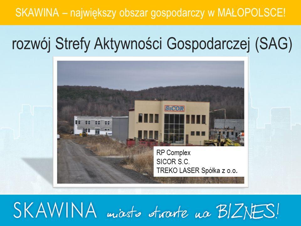 RP Complex SICOR S.C. TREKO LASER Spółka z o.o.