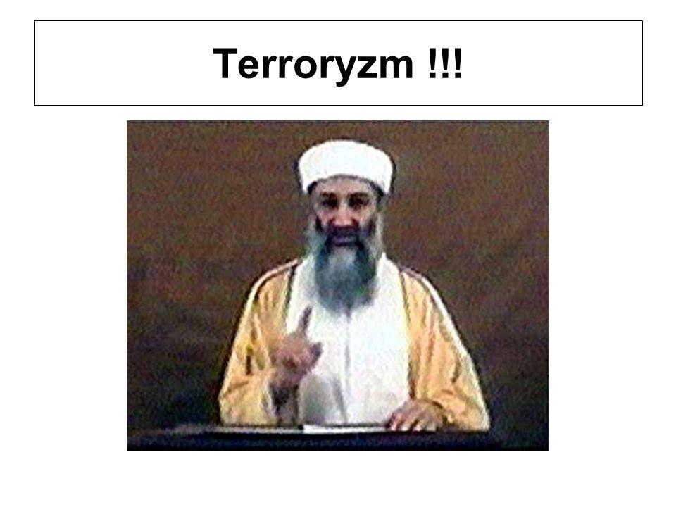 Terroryzm !!!
