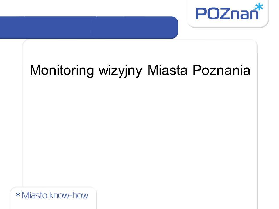 Monitoring wizyjny Miasta Poznania