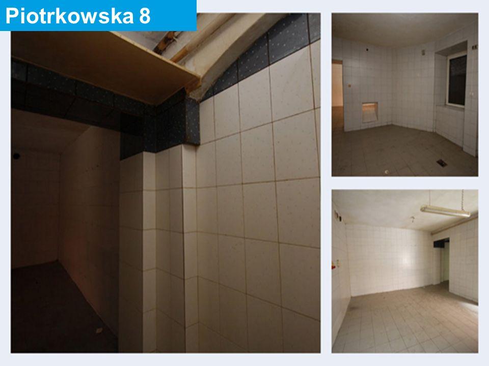 30 maja 2016 27 Piotrkowska 65 Powierzchnia lokalu: 182,21 m2 Ilość pomieszczeń: 14 Położenie: II piętro - front Urządzenia techniczne: inst.